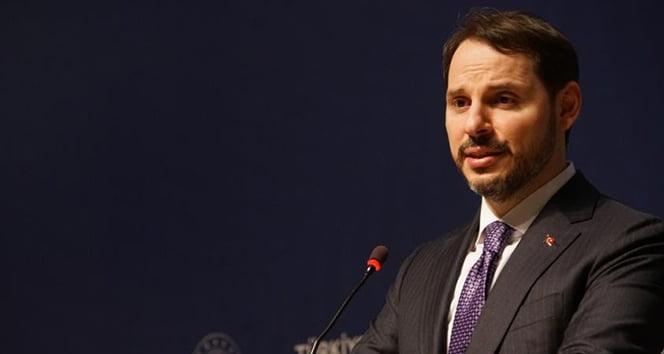 Bakan Albayrak: 'Faiz ekonomisinden hizmet ekonomisine geçiş budur'