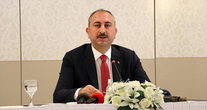 Bakan Gül: 'Yeni adli yıl, e-duruşmanın pilot olarak uygulanıp yaygınlaştırılacağı bir dönem olacak'