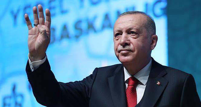 Cumhurbaşkanı Erdoğan: 'Türkiye'yi küresel bir üretim ve teknoloji merkezi haline dönüştürmekte kararlıyız'