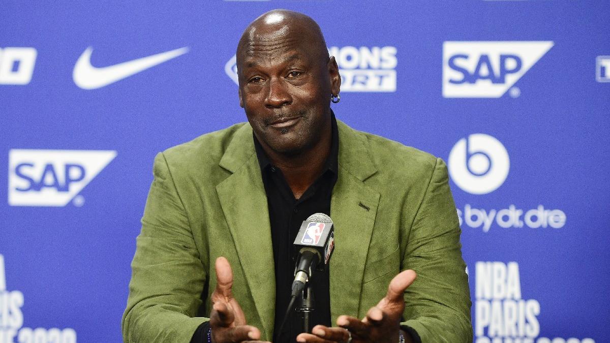 NBA'de yaşanan boykot krizinde Michael Jordan devreye girdi! Peki neden?