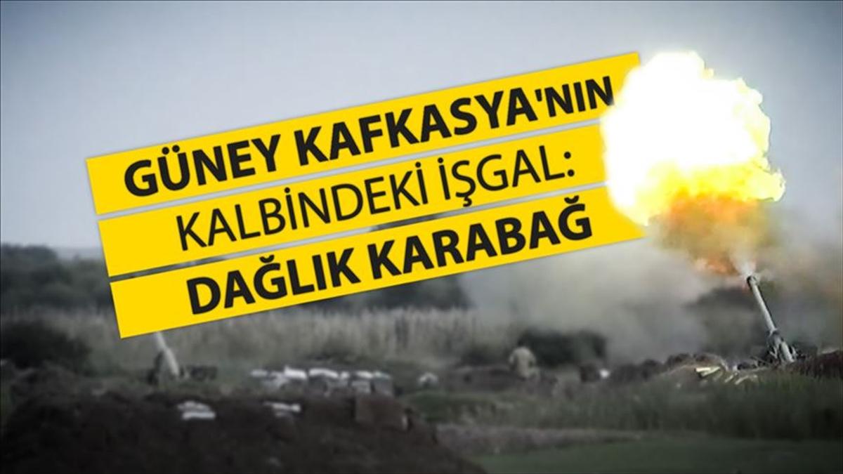 Güney Kafkasya'nın kalbindeki işgal: Dağlık Karabağ