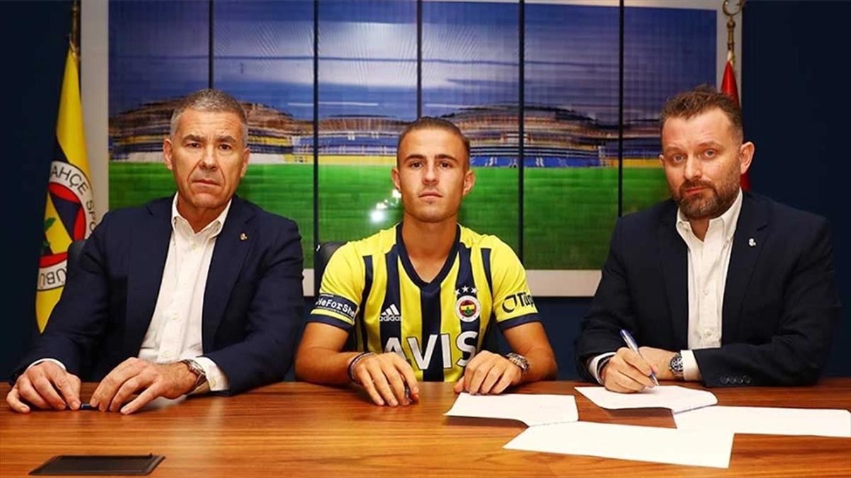 Dimitris Pelkas Fenerbahçe'de
