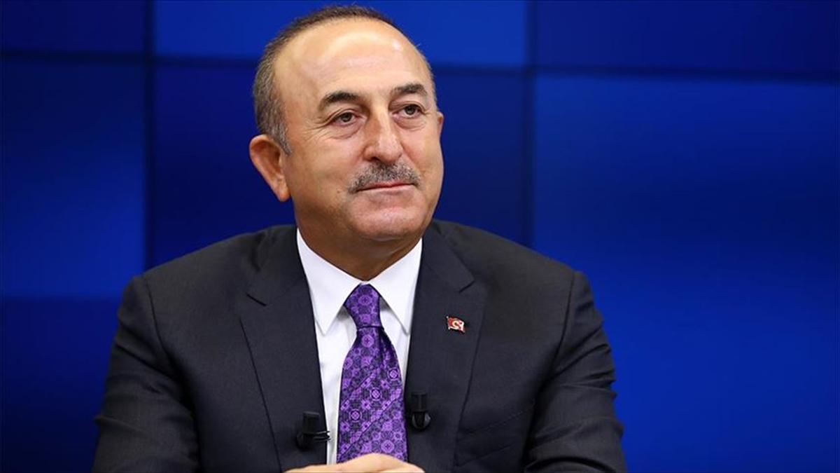 Dışişleri Bakanı Çavuşoğlu çalışma ziyareti için Azerbaycan'a gitti
