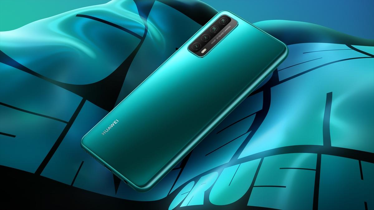HUAWEI P smart 2021, Huawei Online Mağaza'da ön satışta