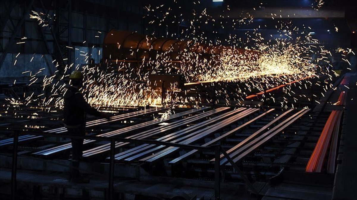 Sanayi üretiminde Kovid-19'a rağmen ağustos ayının rekoru kırıldı