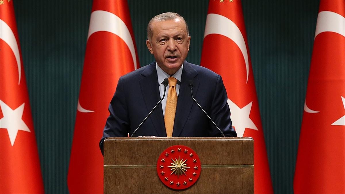 Cumhurbaşkanı Erdoğan: Azerbaycan'ı her alanda desteklemeye devam edeceğiz