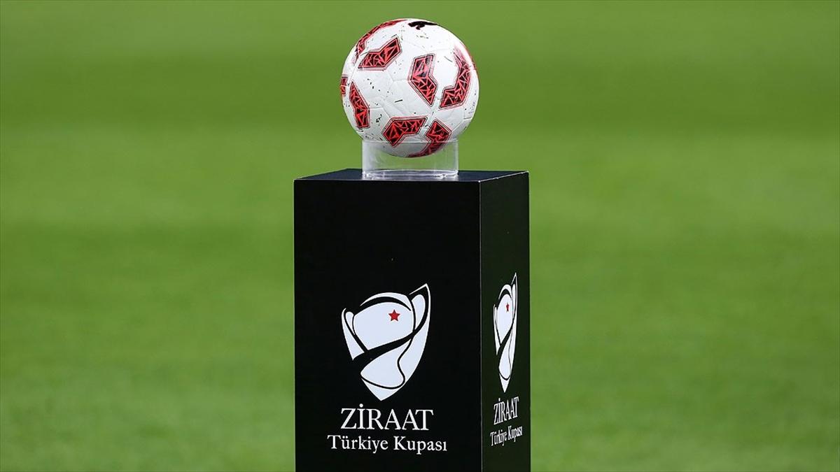 Ziraat Türkiye Kupası'nda 3. tur maçlarının programı açıklandı