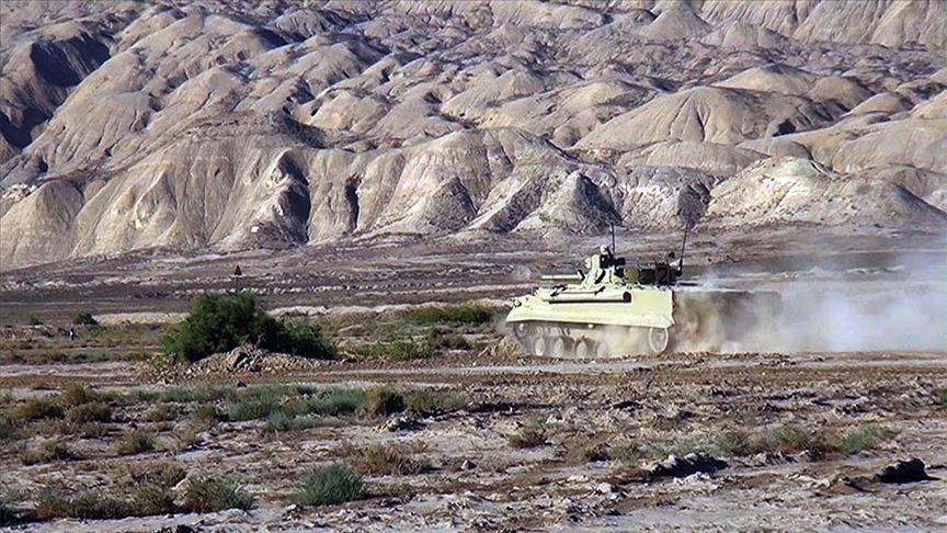 Azerbaycan Savunma Bakanlığı: Cephe boyunca operasyonel avantaj Azerbaycan ordusunda