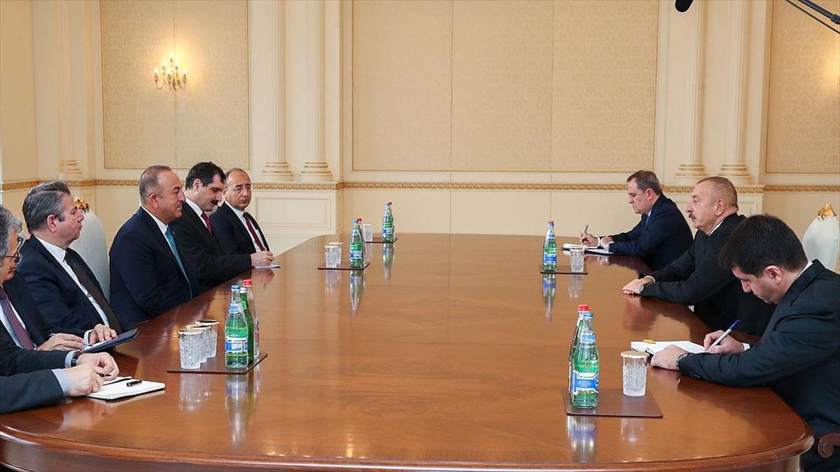 Azerbaycan Cumhurbaşkanı Aliyev: Savaşın devam etmesinden ve can kayıplarından Paşinyan sorumlu