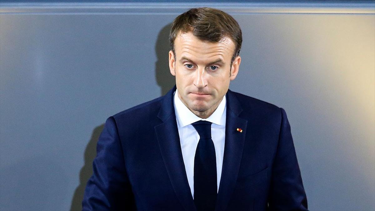 Financial Times, Macron'u eleştiren yazıyı yayından kaldırdı