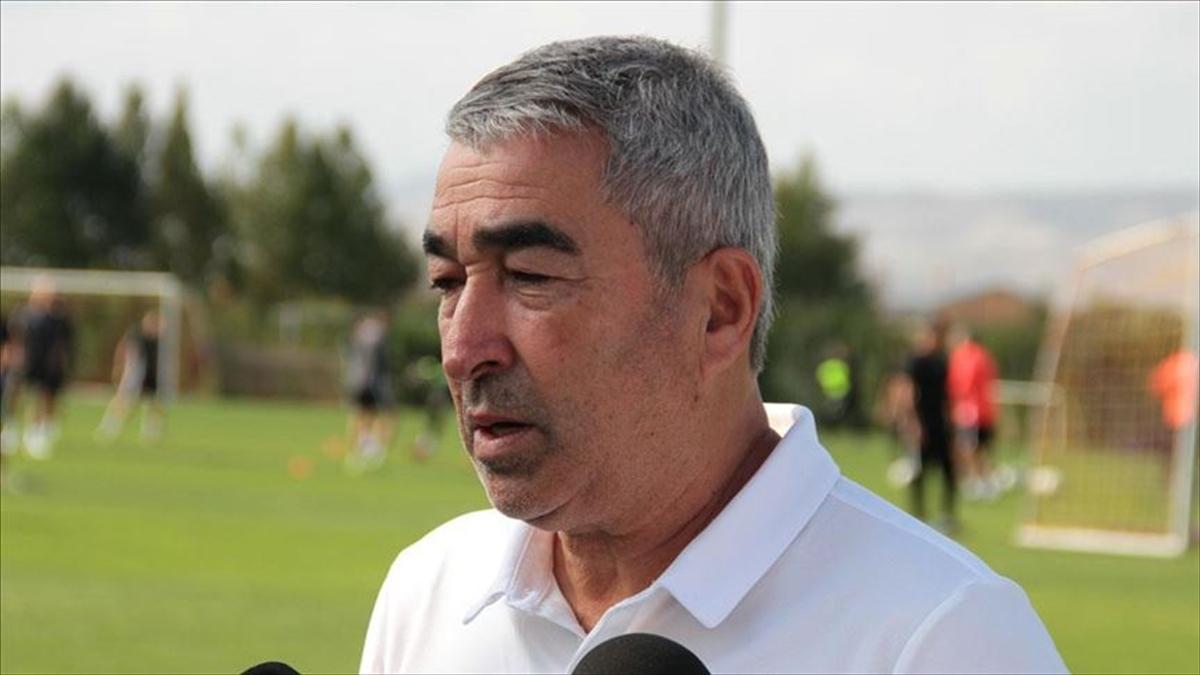 Kayserispor, teknik direktör Samet Aybaba ile anlaştı