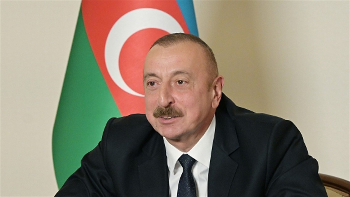 Azerbaycan Cumhurbaşkanı Aliyev: Türkiye'nin manevi ve siyasi desteği zaferimizde büyük rol oynadı