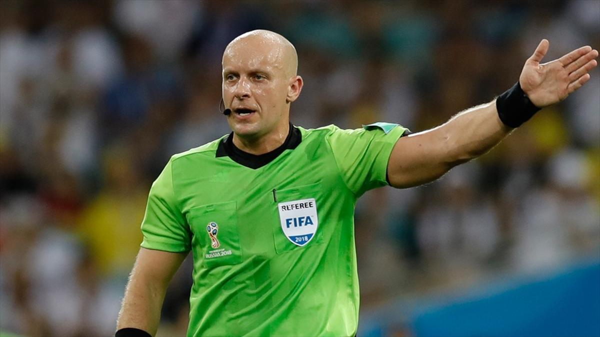 Türkiye-Rusya maçını Polonyalı hakem Marciniak yönetecek