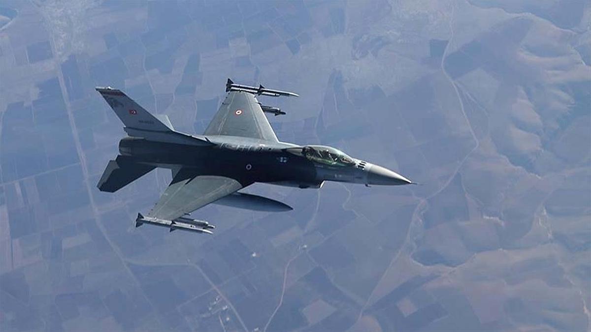 Irak'ın kuzeyindeki Zap bölgesinde 2 PKK'lı terörist etkisiz hale getirildi