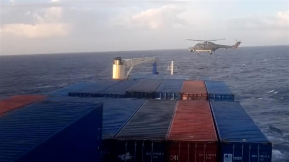 İrini Operasyonu, Türk gemisine yönelik denetimin Türkiye'nin izni olmadan yapıldığını kabul etti