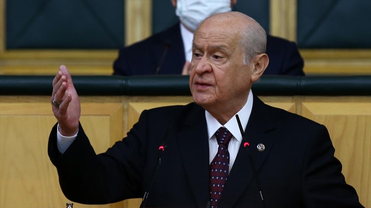 MHP Genel Başkanı Bahçeli: Cumhur İttifakı siyaseti pazarlık üzerine inşa etmemiştir