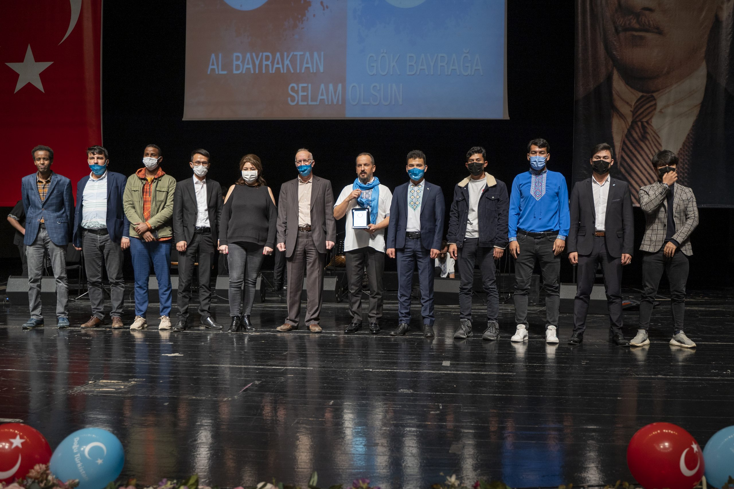 Notalarla Doğu Türkistan davası