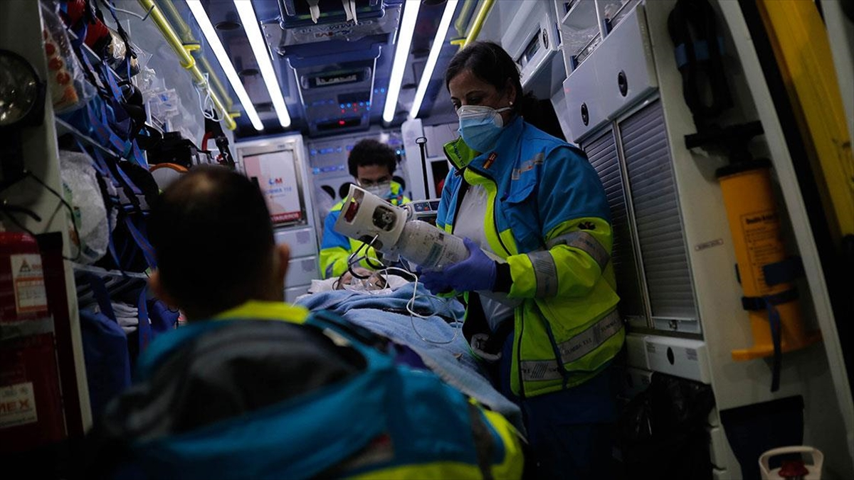 Dünya genelinde Kovid-19 tespit edilen kişi sayısı 63 milyon 589 bini aştı