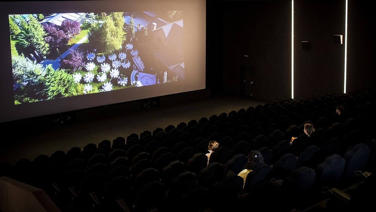 Sinema salonları 15 milyonluk destekle nefes alacak