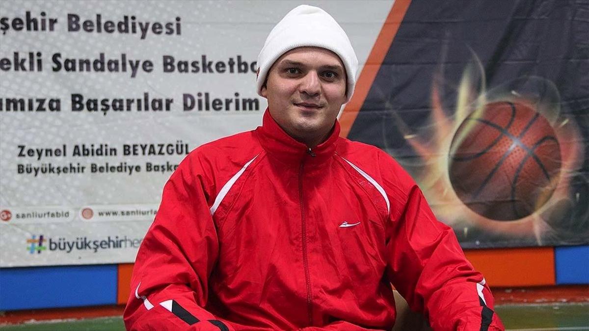 Sporla hayatı değişen Mehmet Çetingöz başarılarıyla örnek oluyor