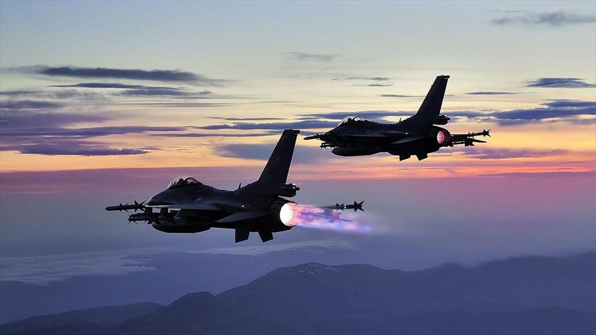 Irak'ın kuzeyindeki Haftanin ve Zap bölgelerinde 11 PKK'lı terörist etkisiz hale getirildi