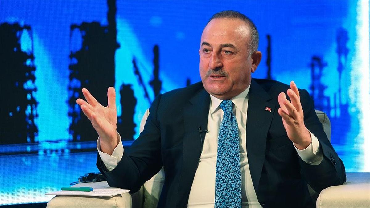 Bakan Çavuşoğlu: Doğu Akdeniz'de hakça paylaşımdan yanayız