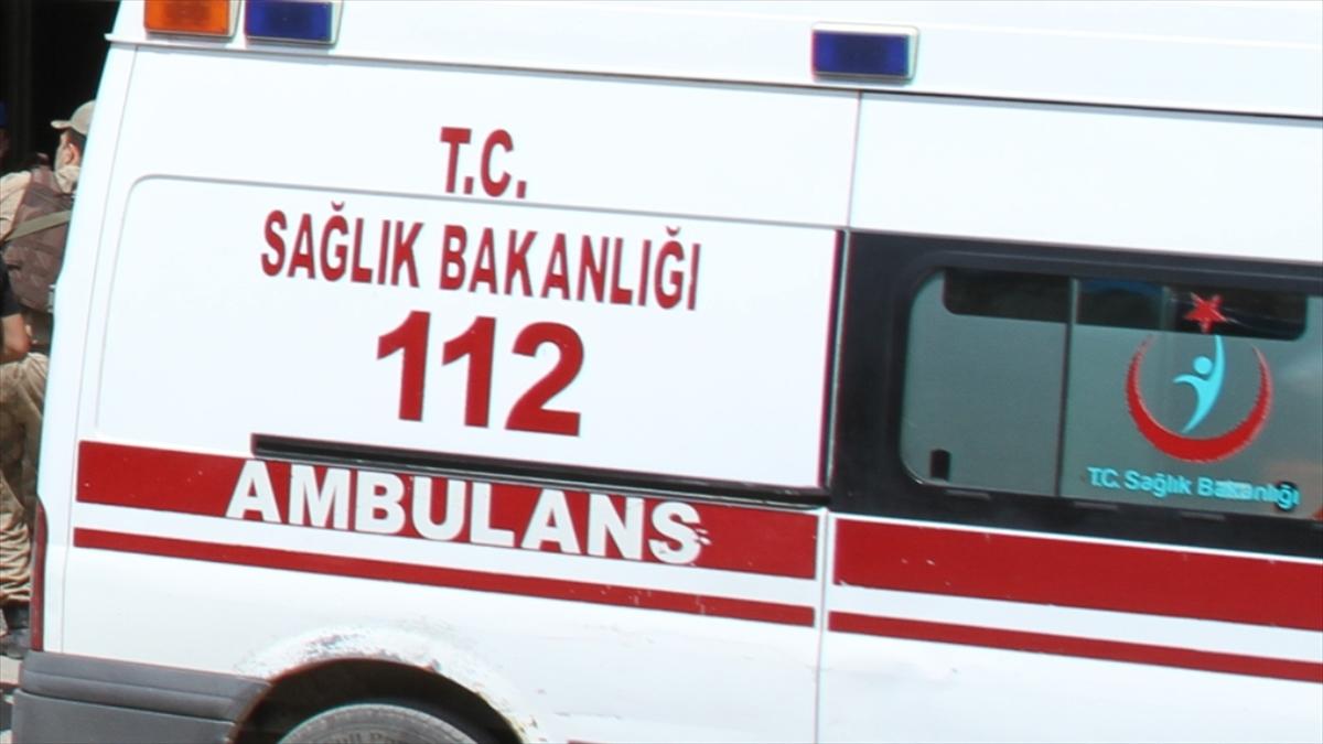 Malatya'da askeri aracın devrilmesi sonucu 5 asker yaralandı