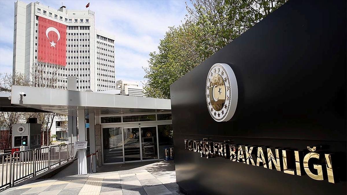 Dışişleri Bakanlığı: Libya'da Türk çıkarlarının hedef alınması halinde bunun ağır sonuçları olacaktır