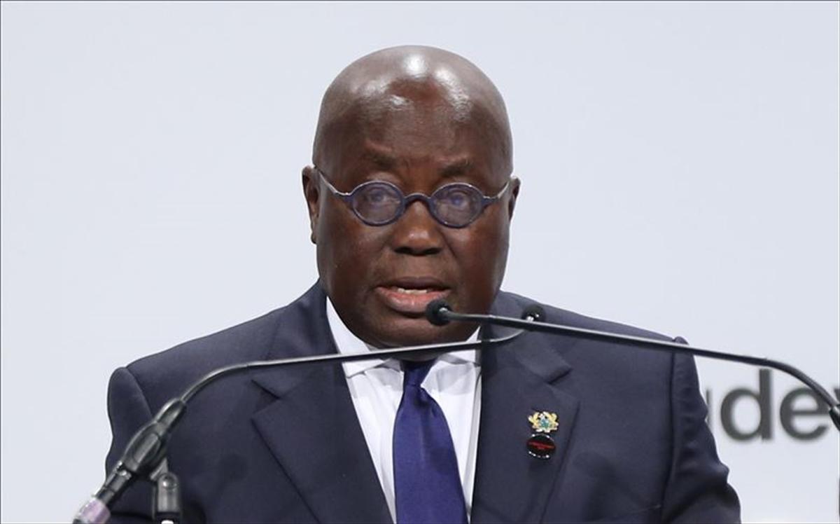 Gana'da Akufo-Addo yeniden devlet başkanı seçildi