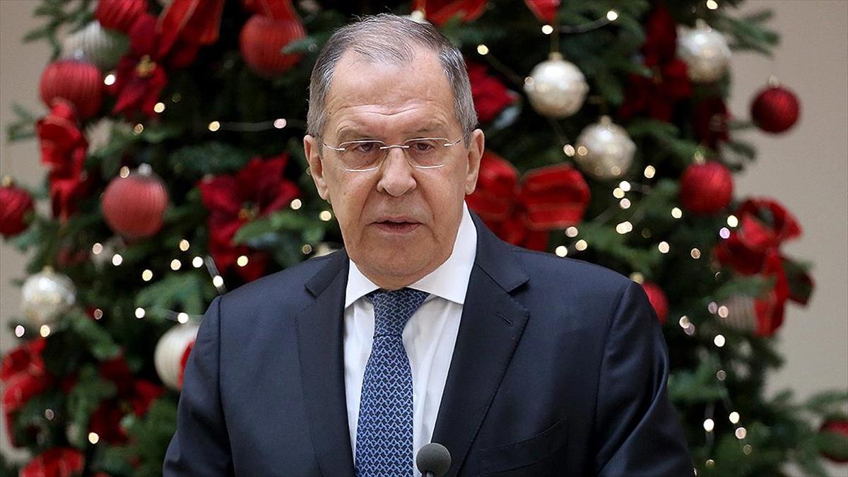 Rusya Dışişleri Bakanı Lavrov: ABD İran nükleer anlaşmasına ön koşulsuz dönmek zorunda