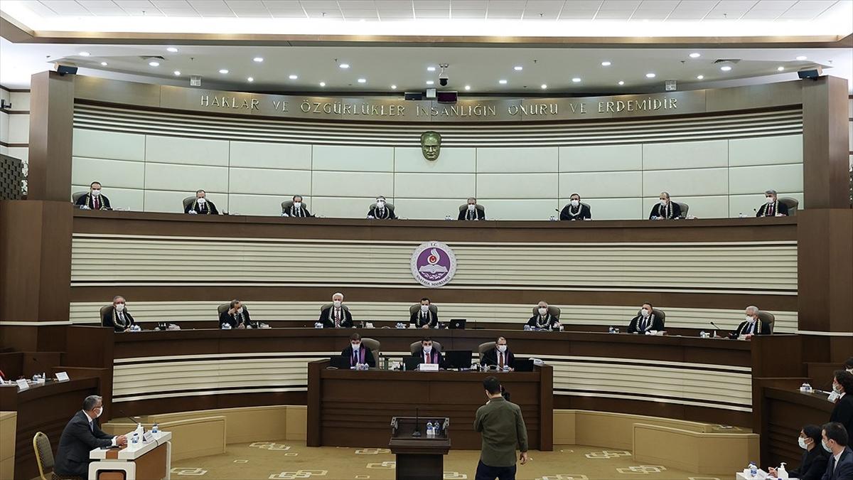 Eski Yargıtay üyelerinin Yüce Divan sıfatıyla Anayasa Mahkemesinde yargılanmalarına başlandı