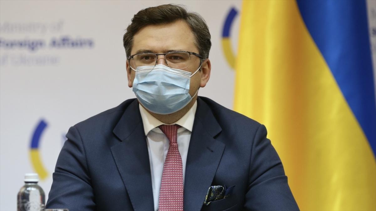 Ukrayna Dışişleri Bakanı Kuleba: 2020 boyunca Türkiye'yle mükemmel iş birliğinden çok memnunuz