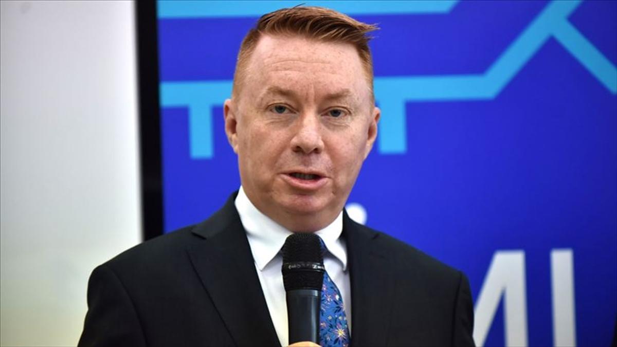 Avustralya'nın Ankara Büyükelçisi Innes-Brown'dan Türk sağlık sistemine övgü