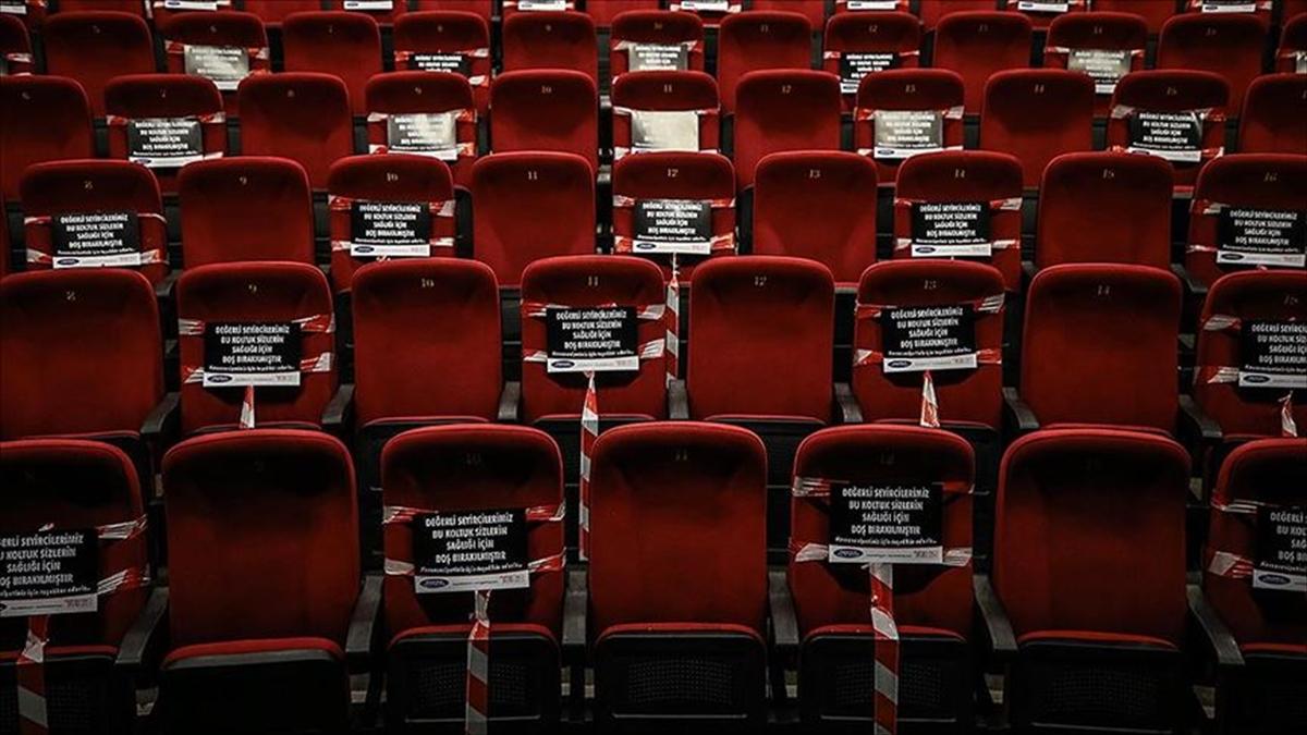İçişleri Bakanlığı genelgesi ile 'sinema salonları' 1 Mart'a kadar kapalı