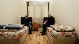 İstanbul Valiliği 226 evsiz vatandaşı otellerde misafir ediyor
