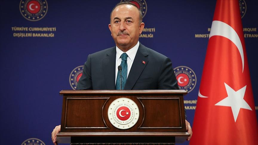 Bakan Çavuşoğlu, İranlı mevkidaşına mesnetsiz açıklamaların kabul edilemez olduğunu iletti