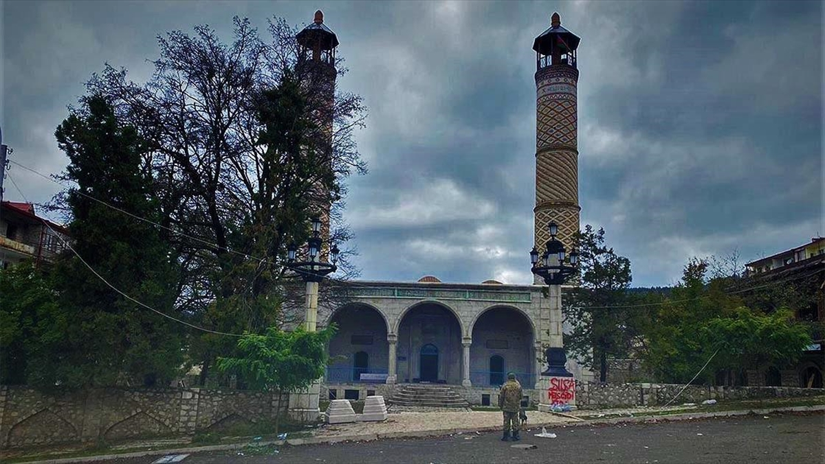 Ermenistan işgalinden kurtarılan Şuşa Azerbaycan'ın 'kültür başkenti' ilan edildi