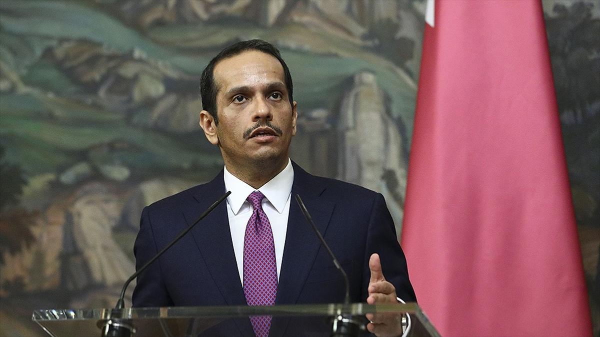 Katar Dışişleri Bakanı Al Sani: KİK Zirvesi diğer ülkelerle ilişkilerimizi etkilemeyecek