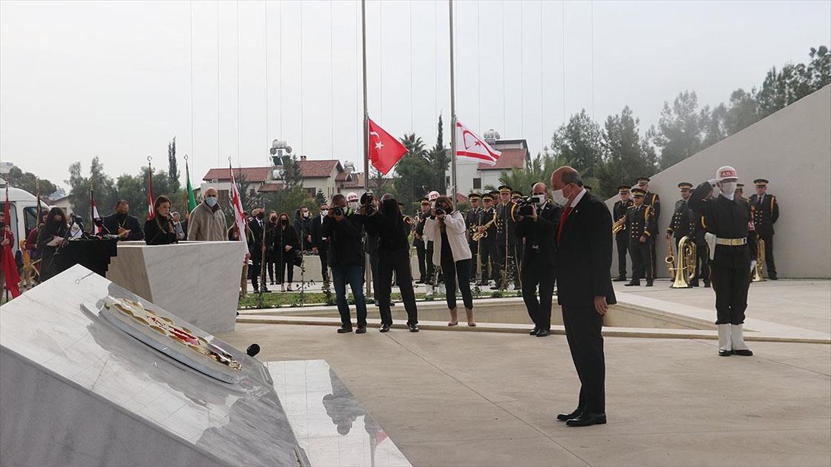 KKTC'nin Kurucu Cumhurbaşkanı Denktaş vefatının 9'uncu yılında anıldı