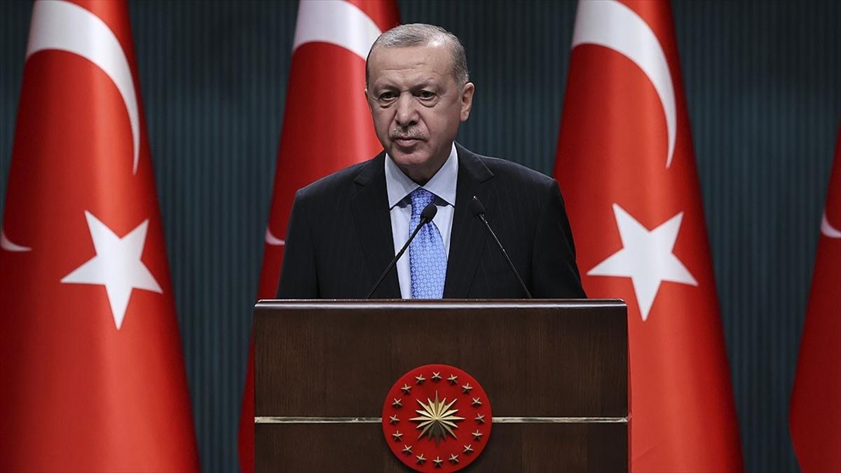 Cumhurbaşkanı Erdoğan Nijerya açıklarında saldırıya uğrayan geminin kaptanıyla görüştü