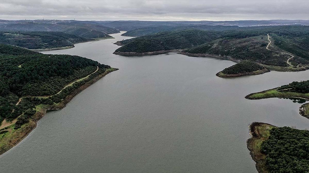 İstanbul'un barajlarındaki su seviyesi yüzde 40'ın üzerine çıktı