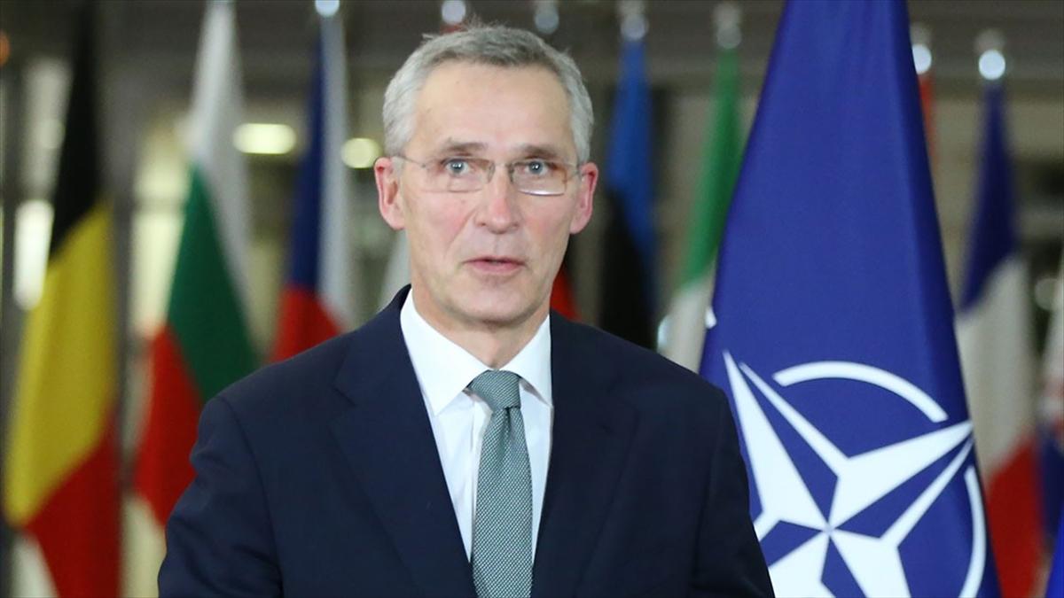 NATO Genel Sekreteri Stoltenberg: NATO'nun Türkiye-Yunanistan anlaşmazlığındaki rolü platform sağlamak
