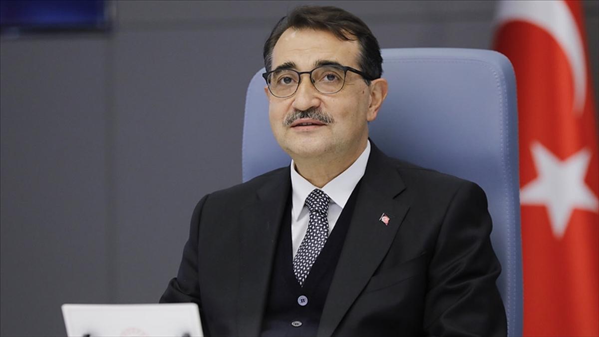 Bakan Dönmez: Türkiye, TANAP'tan bugüne kadar 9,4 milyar metreküp doğal gaz aldı