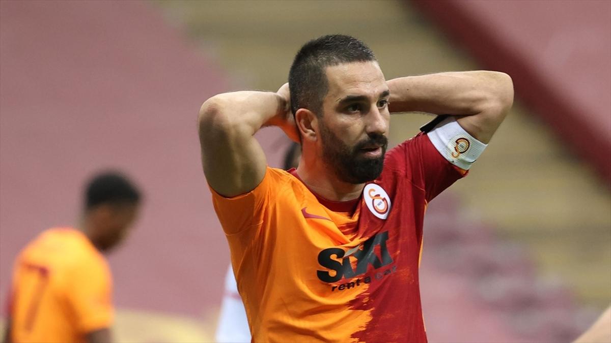 TFF Tahkim Kurulu, Arda Turan'ın 2 maçlık men cezasını onadı