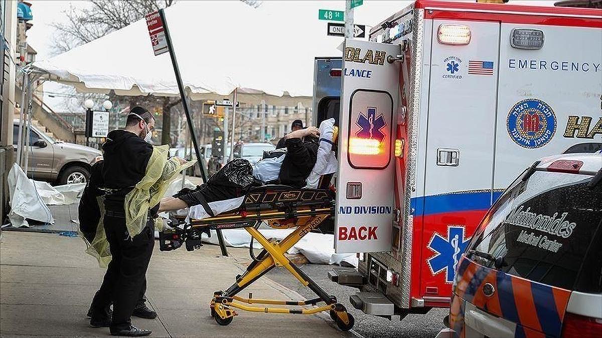 ABD'de Kovid-19'dan ölenlerin sayısı 497 bini geçti
