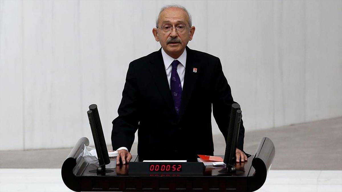 Cumhurbaşkanı Erdoğan, CHP Genel Başkanı Kılıçdaroğlu'na 500 bin liralık manevi tazminat davası açtı