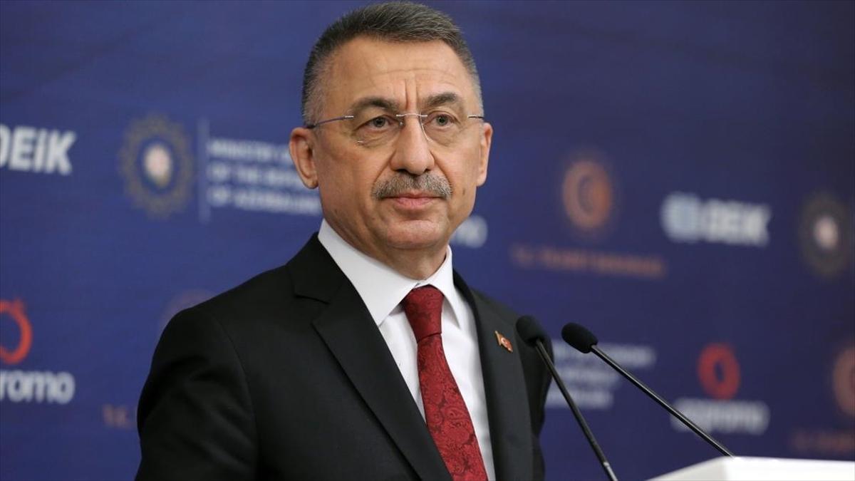 Cumhurbaşkanı Yardımcısı Oktay: Son aylarda yurt dışından 15 milyar doların üzerinde portföy girişi gerçekleşti