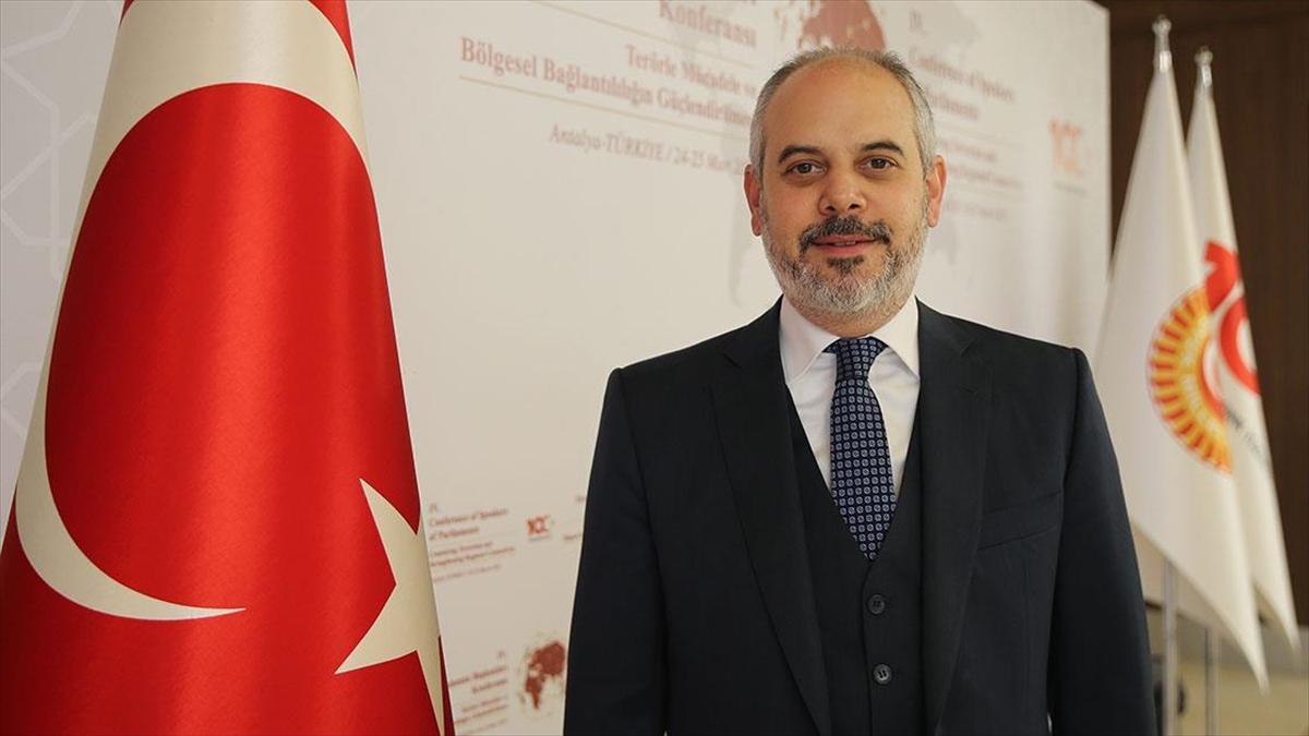 TBMM Dışişleri Komisyonu Türkiye hakkındaki ön yargıları diplomasiyle yıkıyor