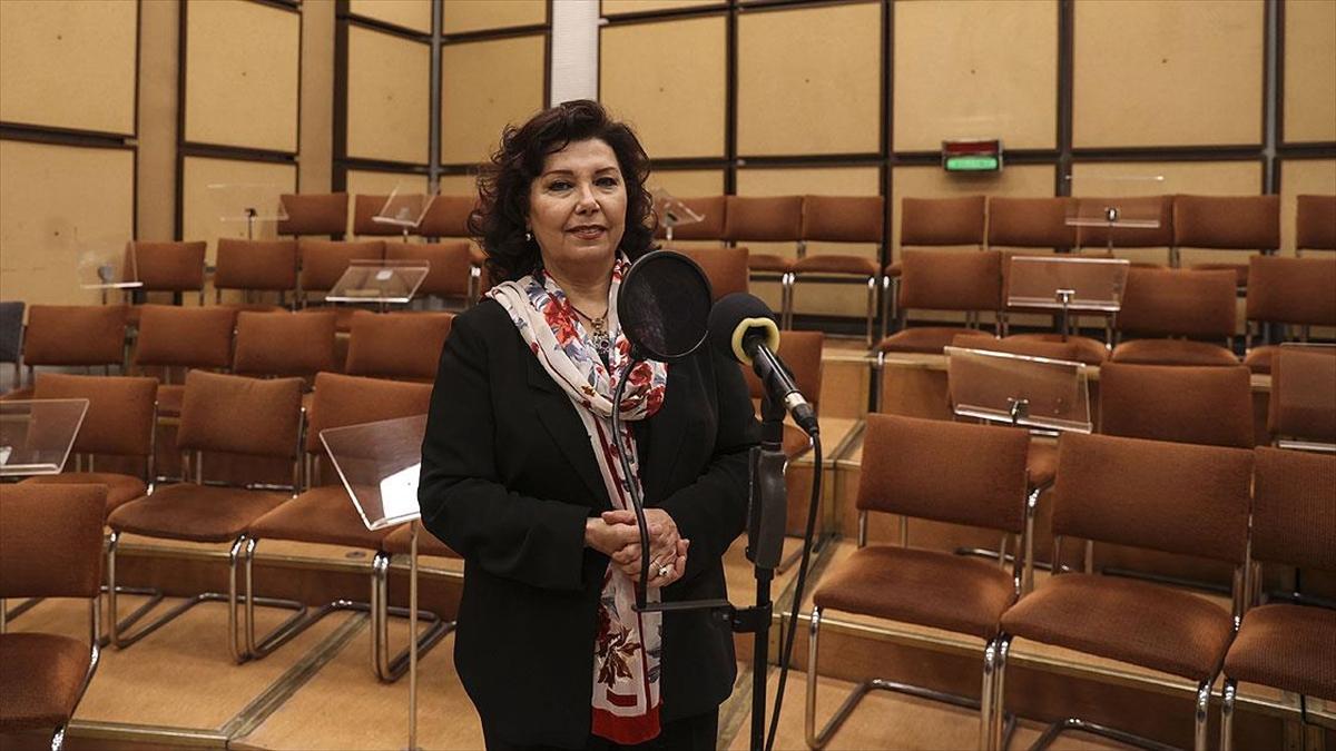 Türkiye'nin en iyi bozlak okuyan sanatçılarından Gülşen Kutlu: Ben türküyü, eğitim aldıktan sonra tanıdım ve aşık oldum