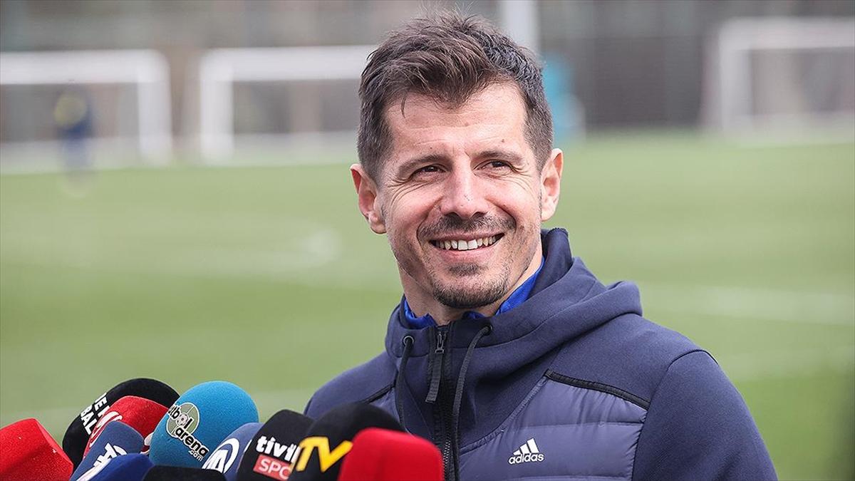 Fenerbahçe Teknik Sorumlusu Emre Belözoğlu: Hayalim bu ülkenin yetiştirdiği en büyük teknik adamlardan olmak